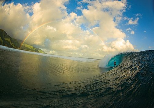 Surfer Magazine's 2011 Photo of the Year contest winner