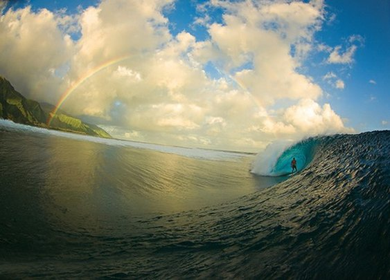 Surfer Magazine's 2011 Photo of the Year contest winner