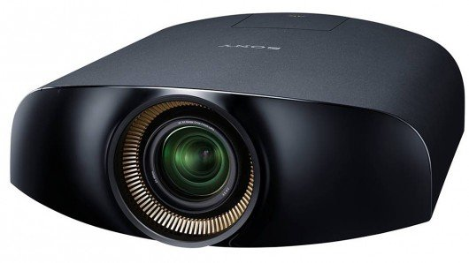 Sony releases world's first 4K home theater projector