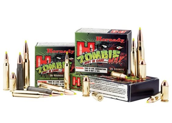 Zombie Max™ Ammunition | Contemporary Masculine