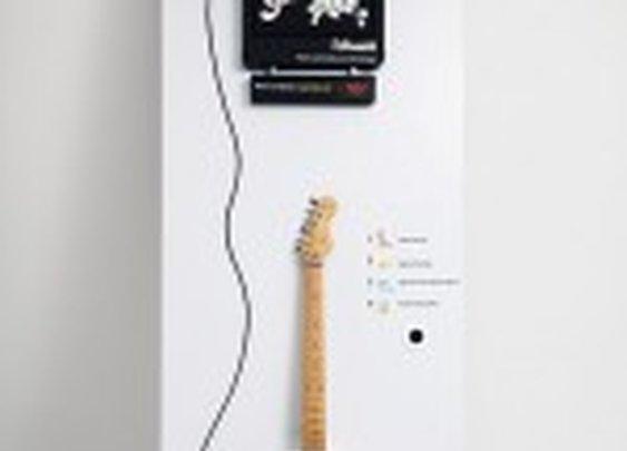Guitar Pee Musical Urinal: Pee to Play