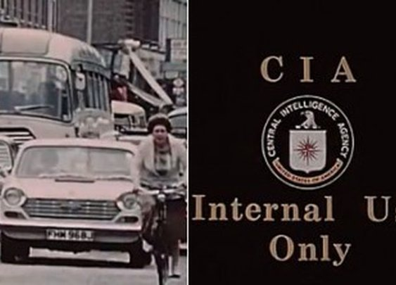 CIA Spy Training Video