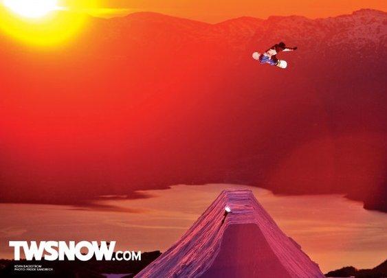 Top Ten Wallpaper Wednesday | TransWorld SNOWboarding Magazine