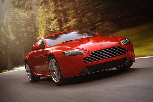 2012 Aston Martin V8 Vantage | Uncrate