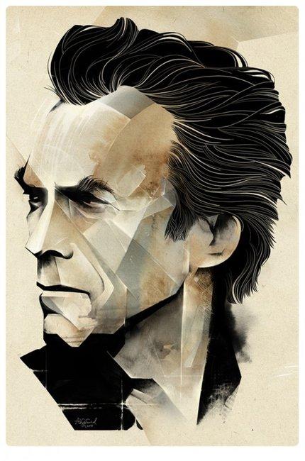 Art / Clint Eastwood