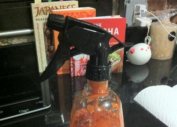 Sriracha Spray Bottle