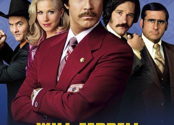 10 Things You Probably Didn't Know About 'Anchorman' - Mandatory