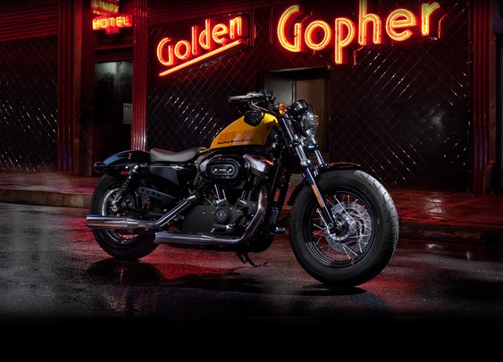 Sportster Forty-Eight XL1200X | Dark Custom | Harley-Davidson USA