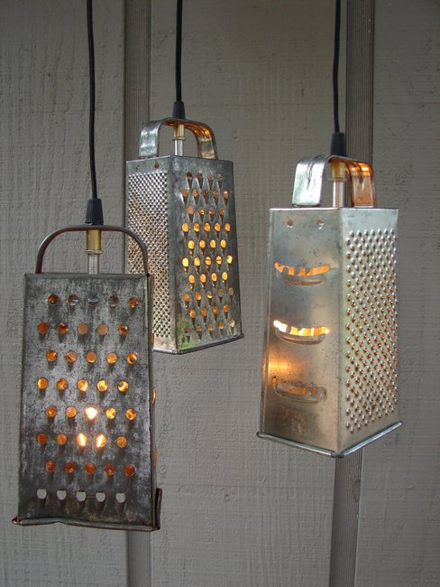 pendant lights.