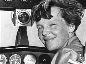 Credible Amelia Earhart radio signals were ignored as bogus-  New study says aviator's plane was on land, upright for several days after disappearance