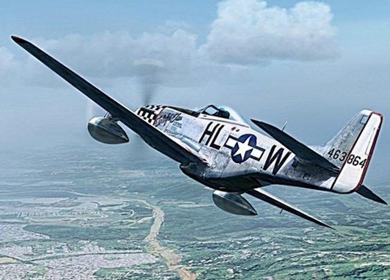 P-51 Mustange