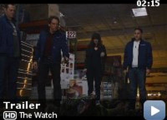 The Watch (2012) - IMDb