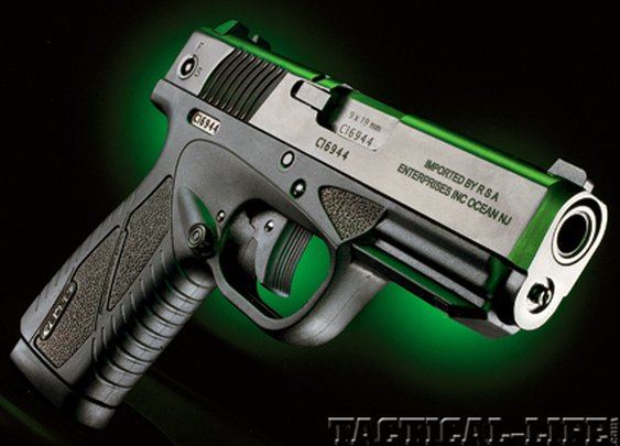Tactical-Life.com » BERSA BP9 CONCEALED CARRY 9mm