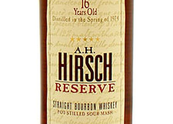 1974 A. H. Hirsch 16 year old Bourbon 750ml (Elsewhere $500) - SKU 630016