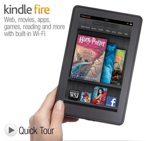 Me want Kindle Fire