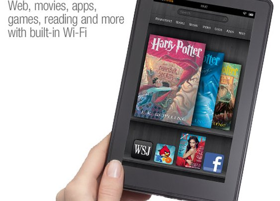 Me want Kindle Fire