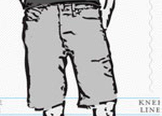 Primer's Complete Visual Guide to Men's Shorts   Primer