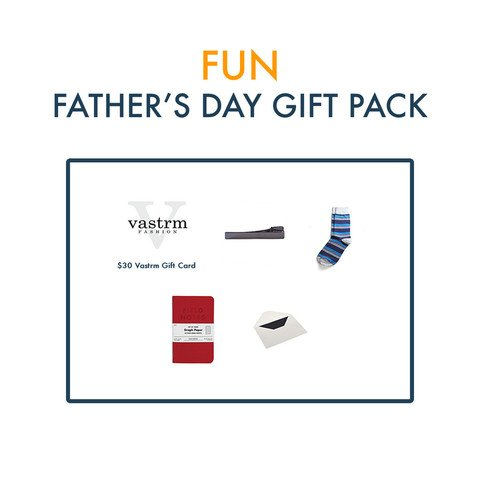 Fun Father's Day Gift Pack
