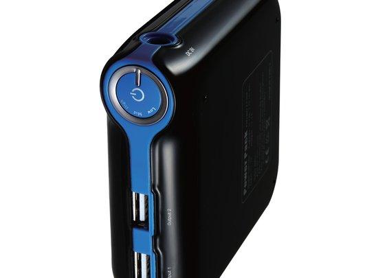 New Trent iCarrier External USB Battery Pack