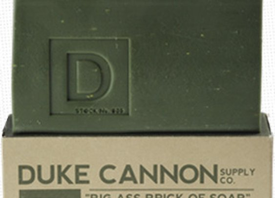"Duke Cannon ""Big Ass Brick of Soap"""