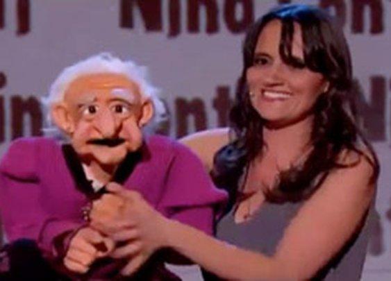 Awesome Ventriloquist on Devour.com