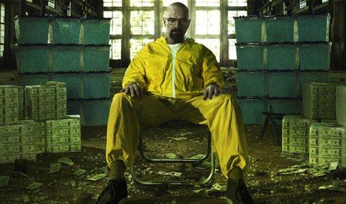 Breaking Bad Season 5 Poster Revealed - Breaking Bad - AMC