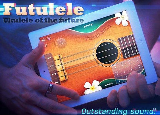 Futulele – Best iPad Ukulele Synth, Released  |  Gear Diary