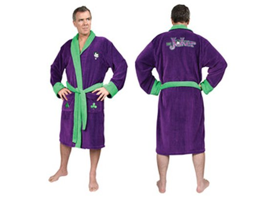 The Joker Bathrobe