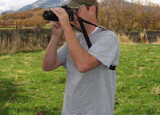 Binocular or Camera Harness