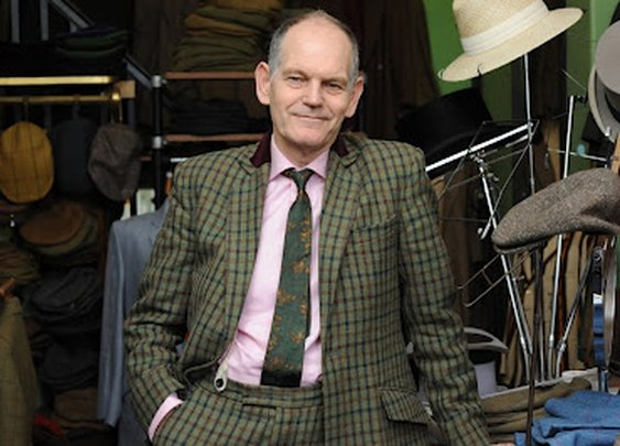 A Suitable Wardrobe: David Saxby
