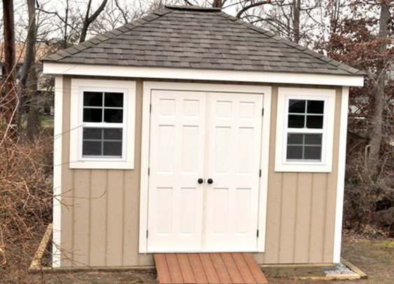 How to Build a Shed (with a Record 100+ Pics, Vids, and Diagrams!) - One Project Closer