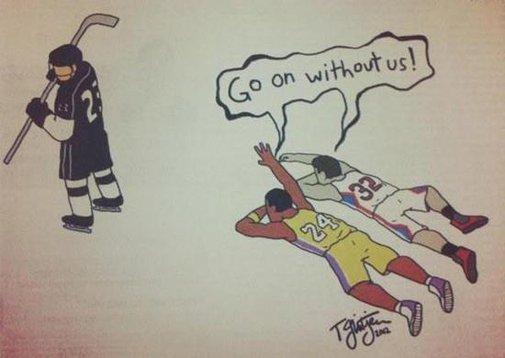 The sad state of LA sports