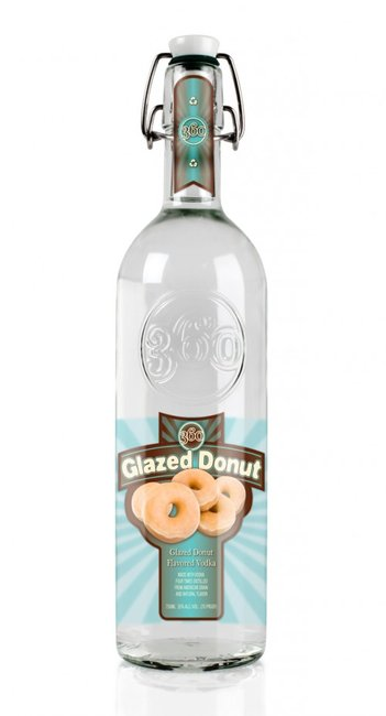 Glazed Donut Vodka Is A Sweet Way to Forget Your Troubles