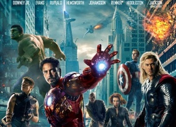 The Avengers Features Some Impressive Firearms