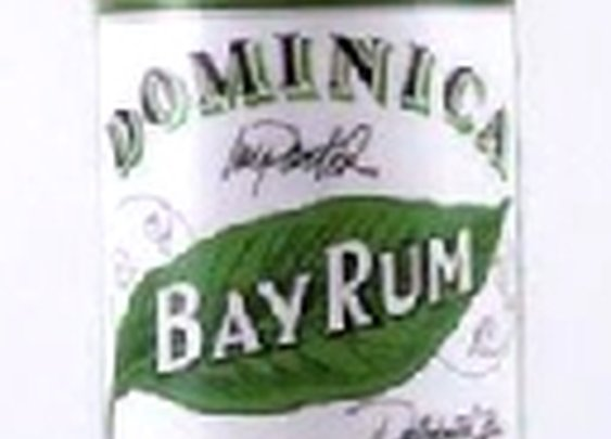 Bay Rum/Double Distilled - Dominica 10 oz.   A  Classic like Grandpa used