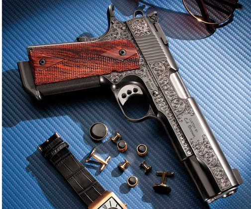 Photo Guide to New Handguns for 2012 – H&H WireShots