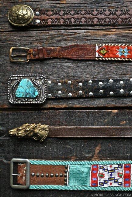 Men's Style  / Belts