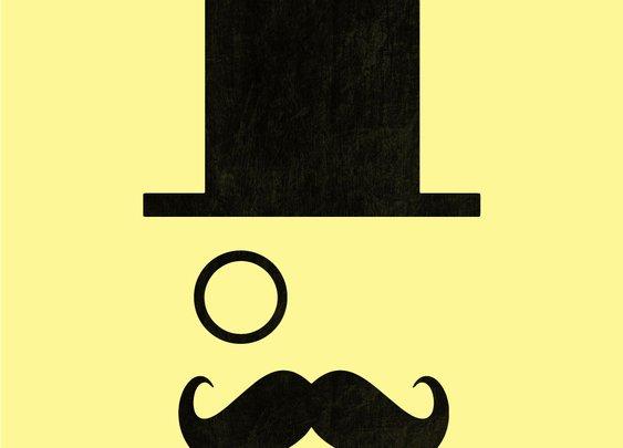 Simply a Gentleman - a laFraise t-shirt design by cogigoc