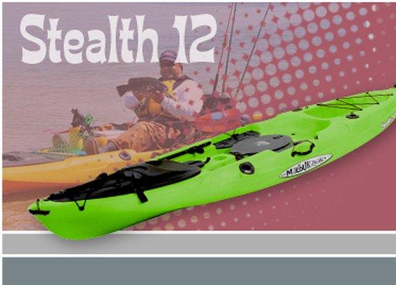 Malibu Stealth 12