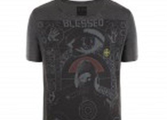 Blessed T-shirt - AllSaints
