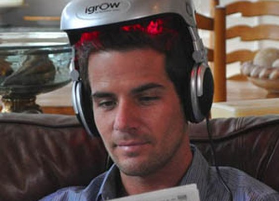 Hair Growing Helmet