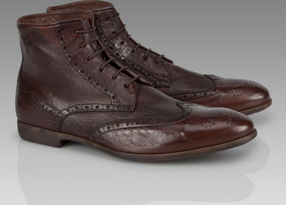 Paul Smith Shoes | Brown Mast Boot