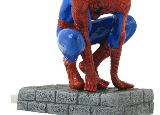 Spiderman USB Flash Drive - 4GB