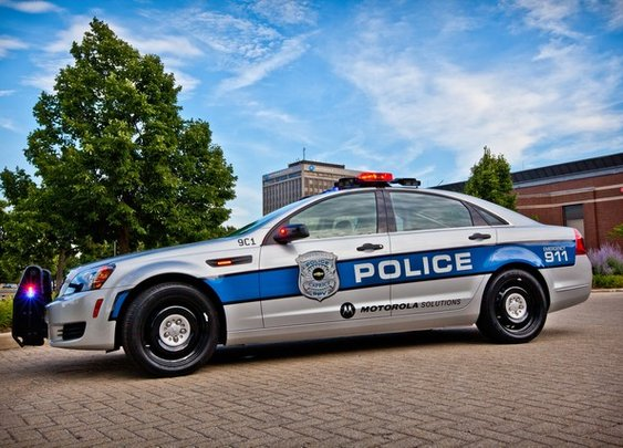 Motorola's Police Car Of The Future Is An Unpaid-Ticket-Sniffing Scofflaw Slayer  | Fast Company