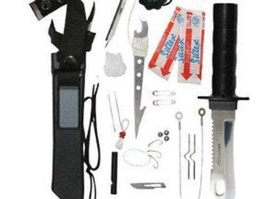 Doomsday Preppers / Survival Knife Kit