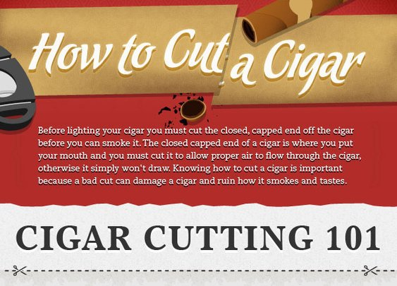 Love your cigars - learn to cut them properly :)