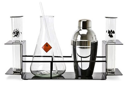 Chemistry Cocktail Set