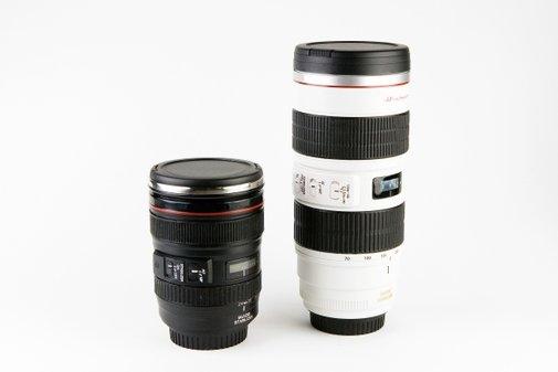 Canon Camera Lens Mugs