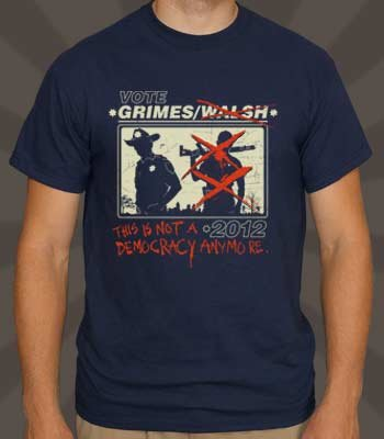 Vote Grimes T-Shirt | Newest T-Shirts | 6 Dollar Shirts