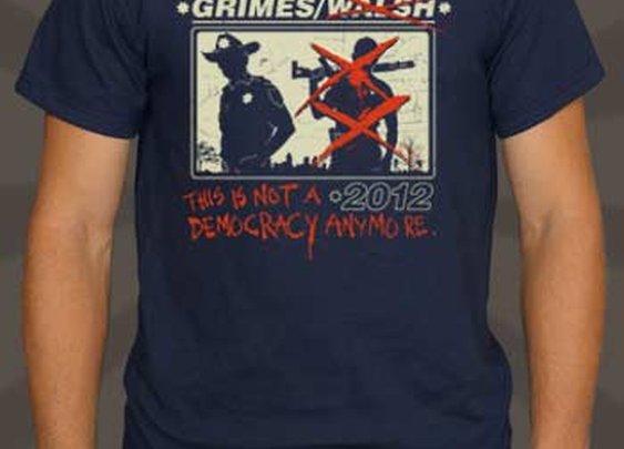 Vote Grimes T-Shirt|Newest T-Shirts|6 Dollar Shirts